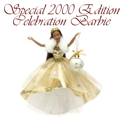 73: Special 2000 Edition Celebration Barbie