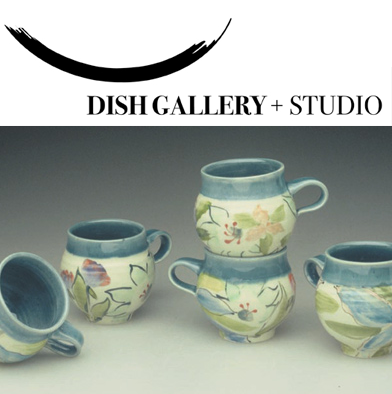 1: Dish Gallery - 2 Hour Pottery Workshop $180.00