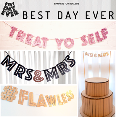 6: $50 Gift Card Best Day Ever Banners