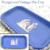 15: Vintage Blue Wedgwood Pin Dish