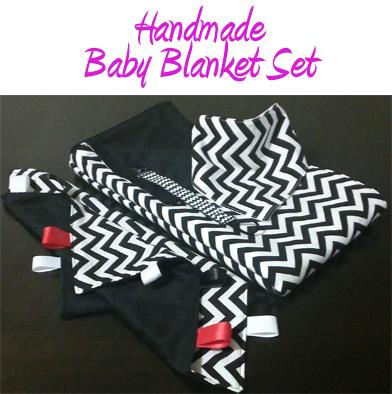 32: Handmade Baby Set