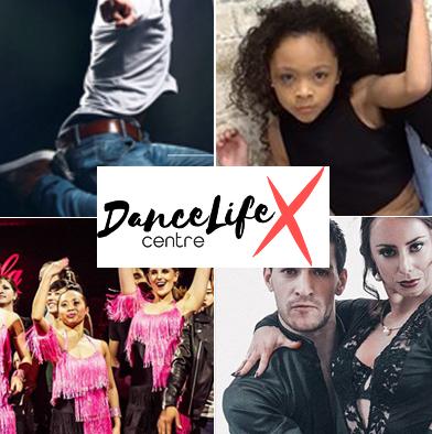 37: DanceLifeX  Centre - 5 Group Classes