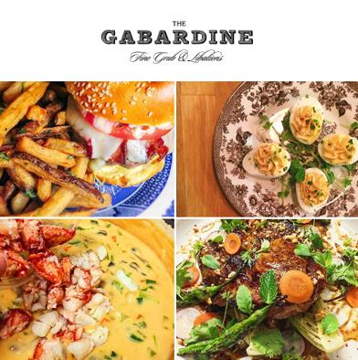 43: The Garbardine Gift Certificate $150.00