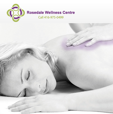 46: Rosedale Wellness 30 Minute Massage
