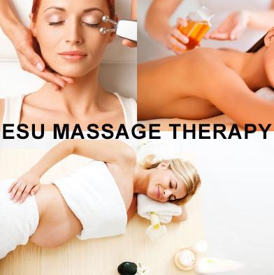 66: 1 Hour Massage at Esu Massage Therapy