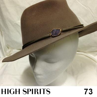 73: Hat by High Spirits