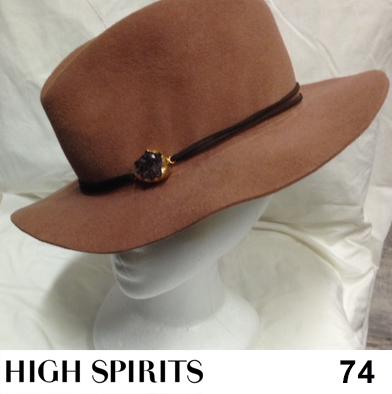 74: Hat by High Spirits