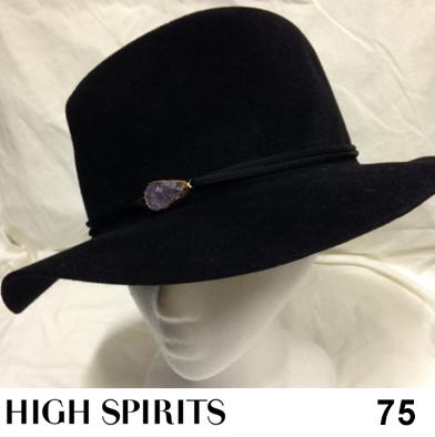 75: Hat by High Spirits