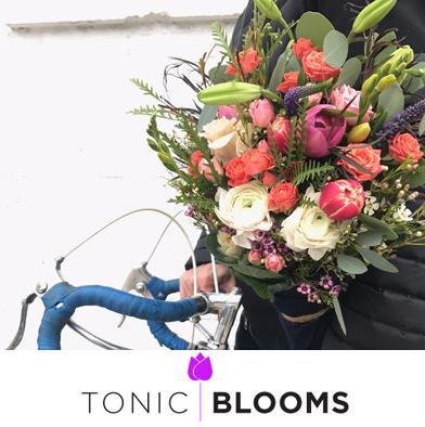 79: Tonic Blooms Farmboy Bouquet