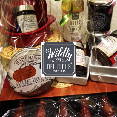 81: Wildly Delicious Gift basket