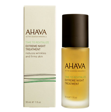 26: AHAVA Extreme Night Cream