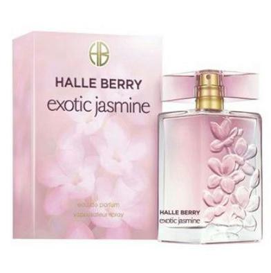 68: Halle Berry Women's Exotic Jasmine Perfume