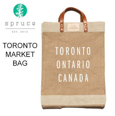 92: Toronto Market Bag from Spruce