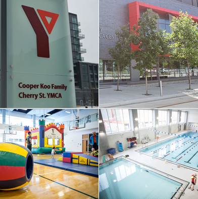 96: Cooper Koo YMCA 3 Month Membership