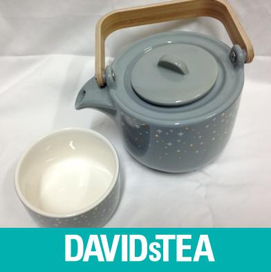 35: David's Teas - Tea for One