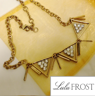 47: Lulu Frost - Necklace #7
