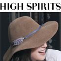 21: Hat by High Spirits