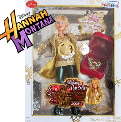 27: Hannah Montana Singing Doll