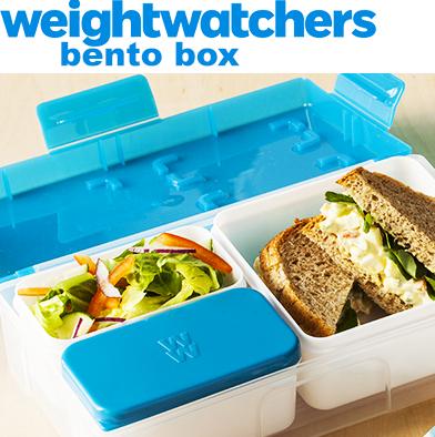 29: WeightWatchers 2 Bento Boxes
