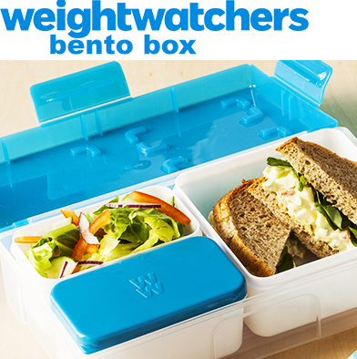 30: WeightWatchers 2 Bento Boxes