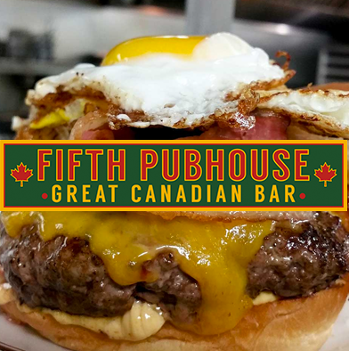 6: Fifth PubHouse - 2 Gift Cards