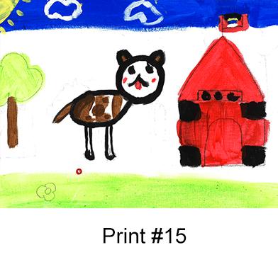 P15: Kid Print 15