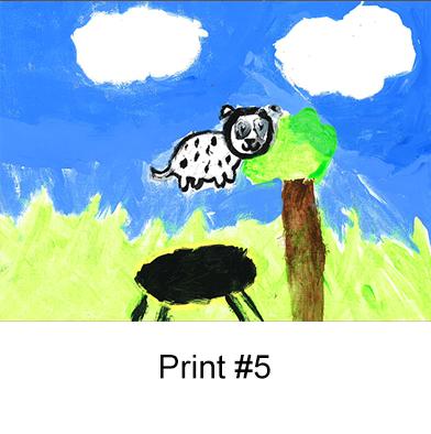 P5: Kid Print 5