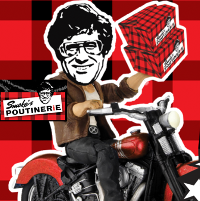 38: Smoke's Poutinerie Gift cards