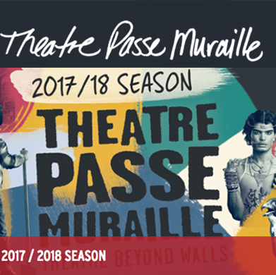 45: Theatre Passe Muraille Gift Card for 2