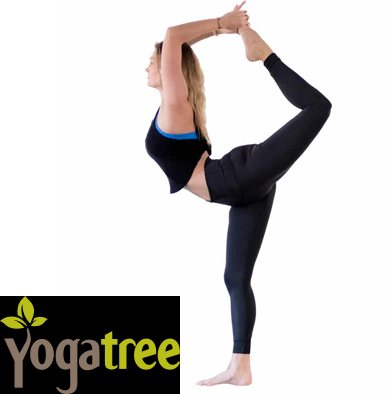 60: Yoga Tree 1 month unlimited yoga