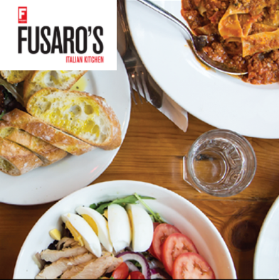 66: Fusaro's Italian Kitchen $50 Gift Card