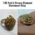 73: 10K Gold & Brown Diamond Ring