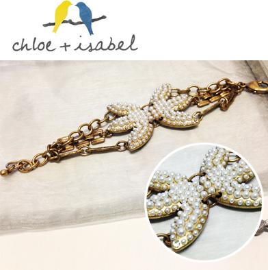 89: Chloe + Isabel Wedding Pearl Bracelet
