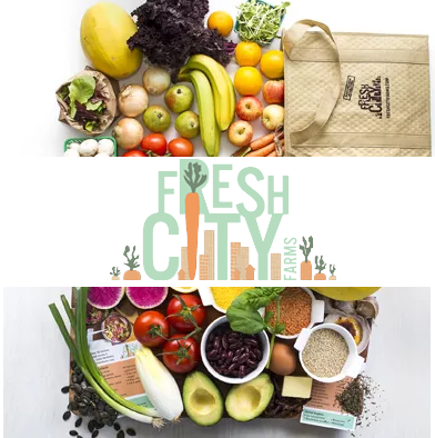 97: Fresh City Farms $50 Gift card